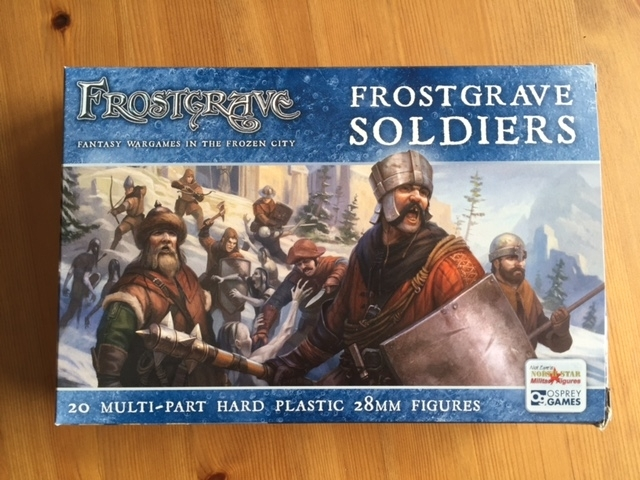 Frostgrave Soldier Box