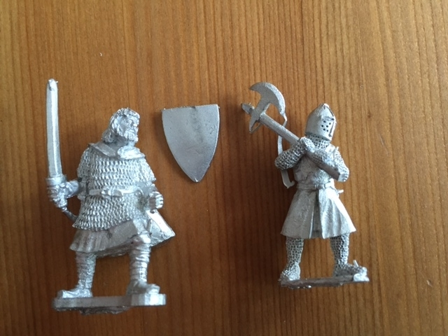 Stretchgoal Knight und Extra Mini
