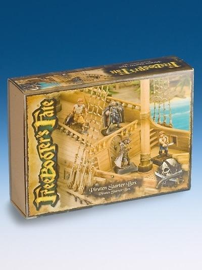 Starterbox der Piraten
