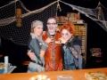 Messestand Freebooters (Doro, Werner und Bettina)