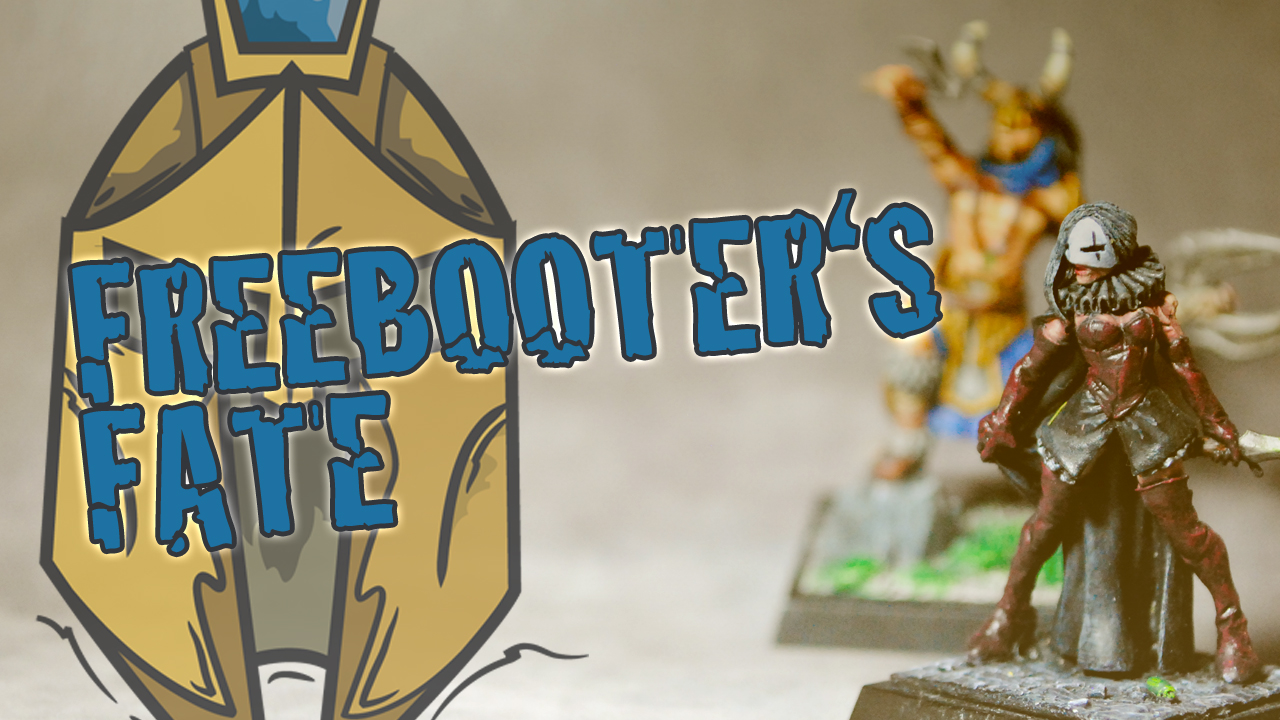 TablePott TV – Freebooter's Fate – Tutorial Messeplatte 2016 RPC Part 7