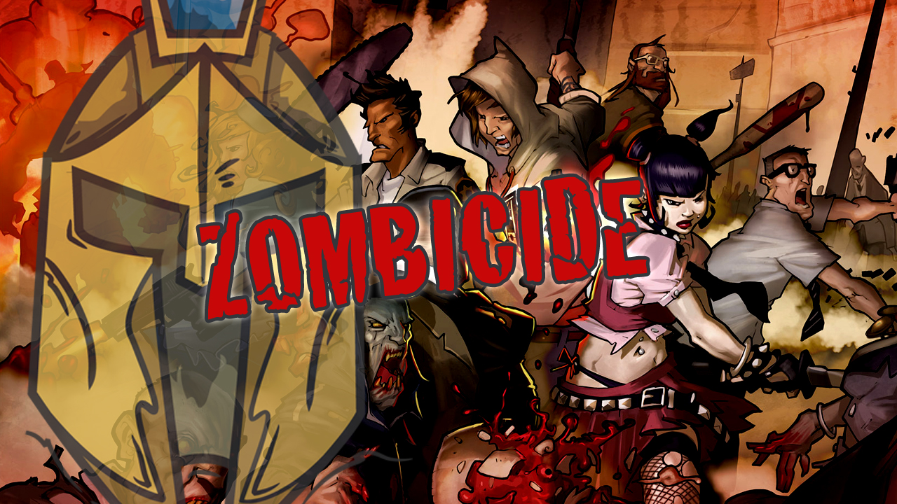Zombicide Spielbericht – Mission#01 Häuserblocks