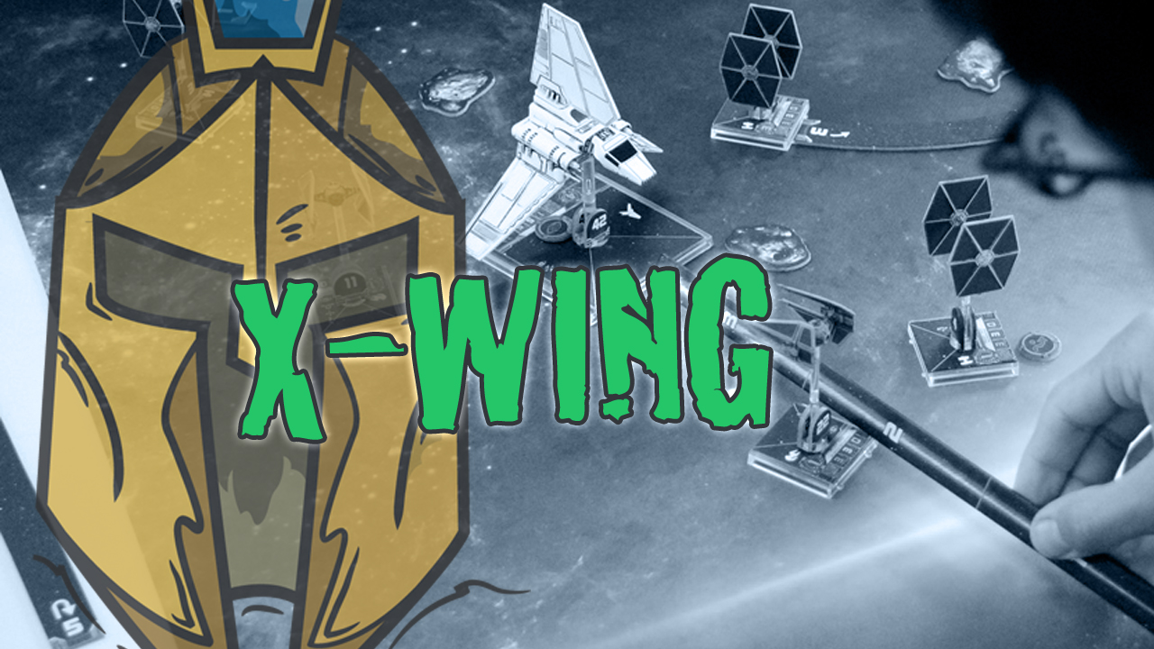 6. TablePott.de – X-Wing Turnier @ Laughing Jack Games Scenery