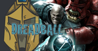 Dreadball 2nd Edition – German Battle Report#1 – Trontek 29ers vs Long Rock Lifers