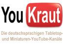 YouKraut: 23 Tabletop-YouTuber stellen sich vor