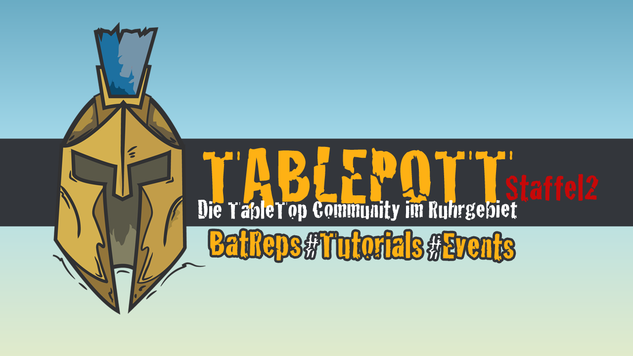 TablePott TV – VLOG#001 zu Star Wars Legion & BattleKiwi und Kanaltrailer