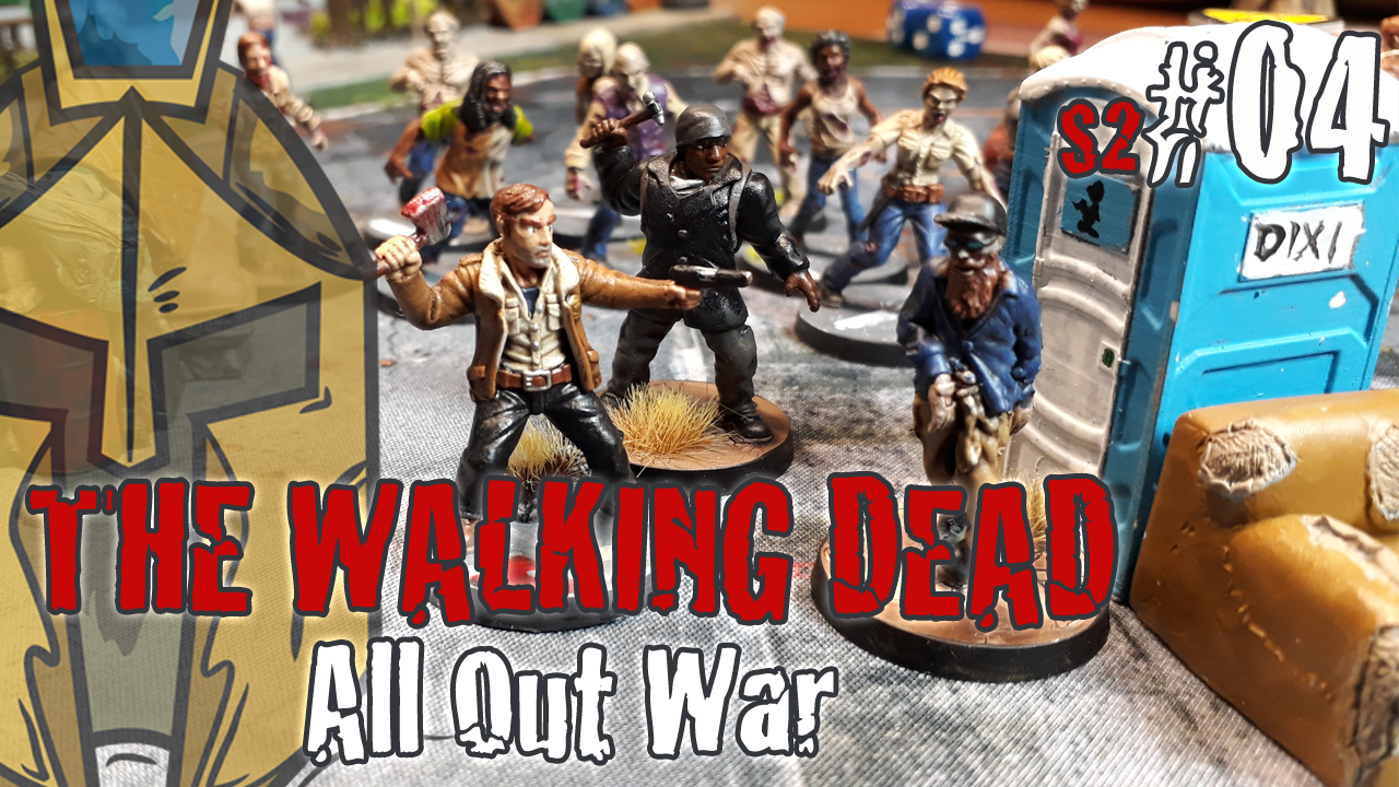 The Walking Dead All Out War – Miles behind us Kampagne Teil 2