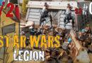 Neuer Star Wars LEGION BatRep – Teil 1+2 online