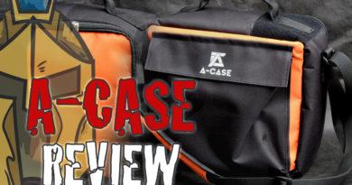 REVIEW – A-Case Victory vs. A-Case Plus und B-Case