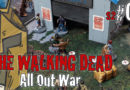 The Walking Dead All Out War – BatRep German – #5: The Barn- Miles Behind us