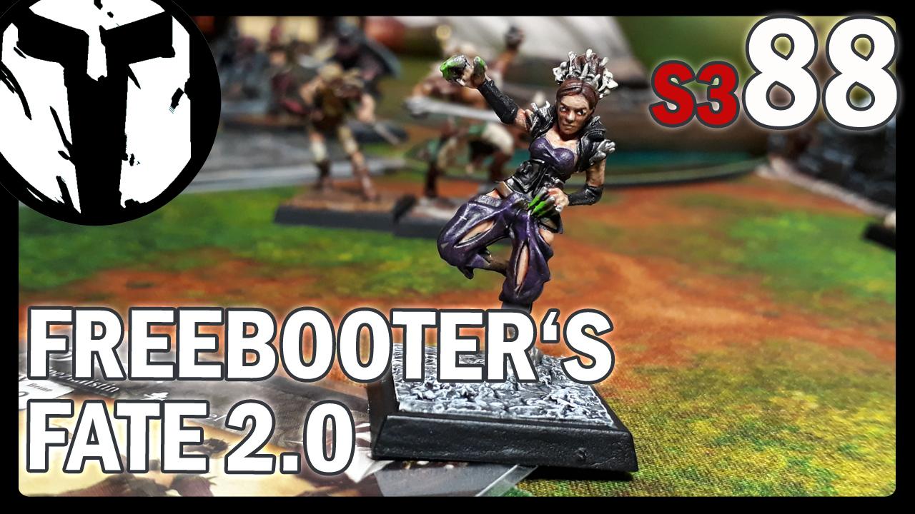 Freebooters Fate 2 – Sonderregel – Gift anhand von Tossica der Bruderschaft