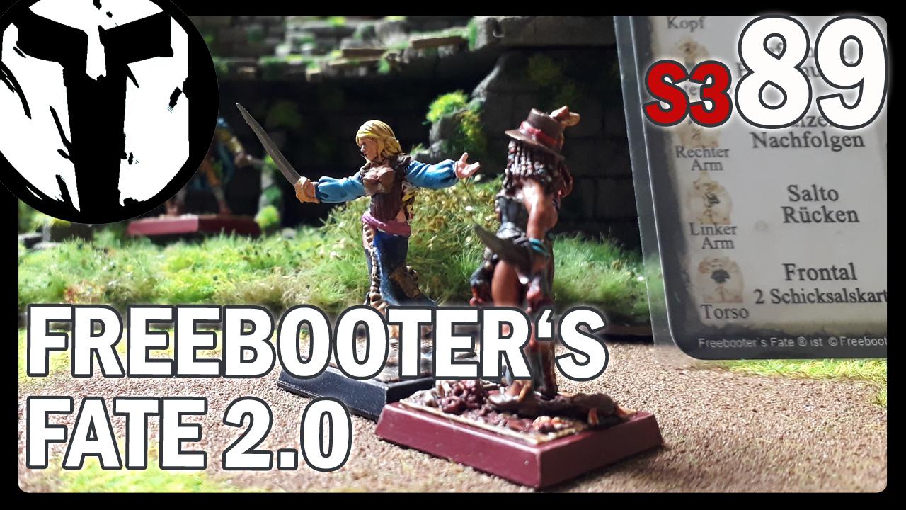 "Freebooters Fate 2 – ""Schubsen"""