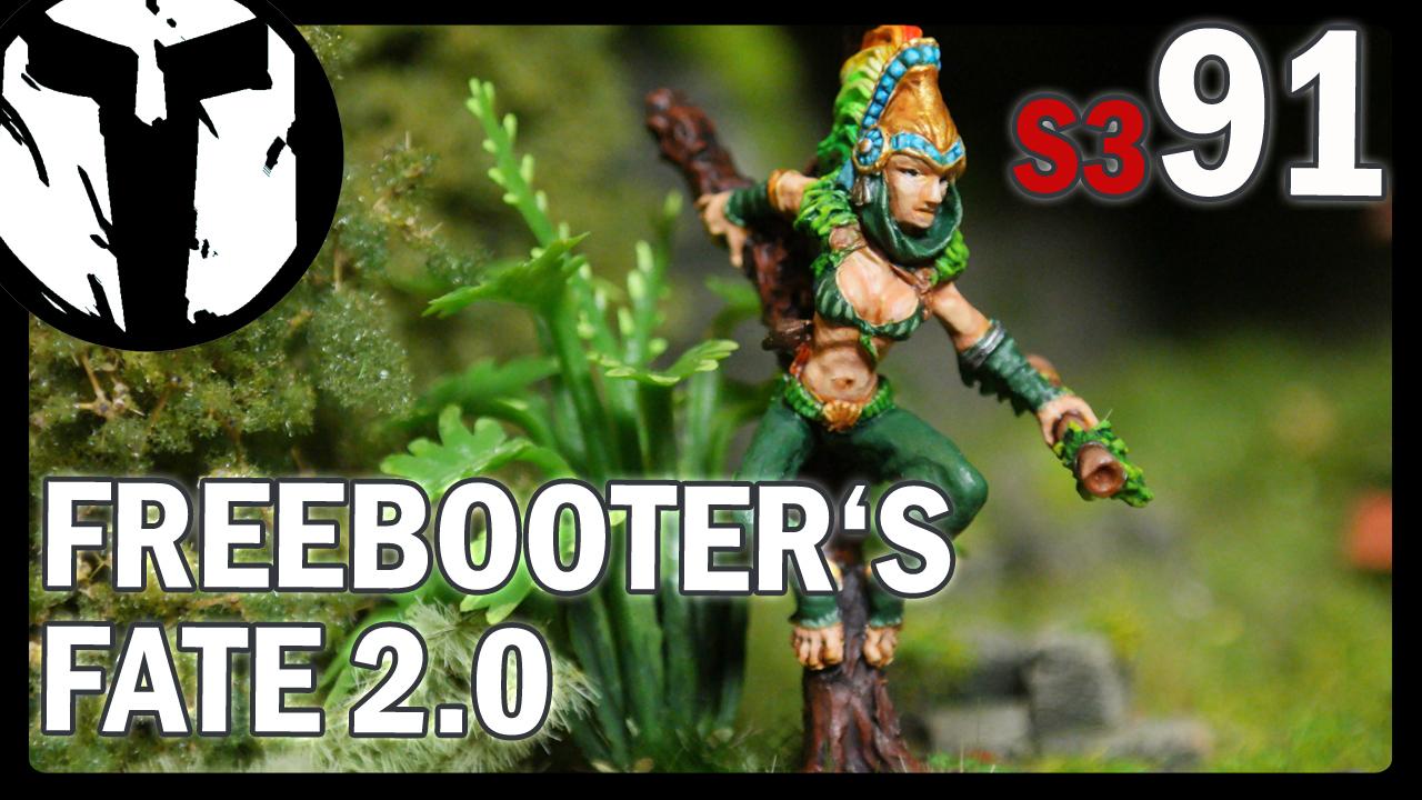 "Freebooters Fate 2 – Mannschaften ""Amazonen"""