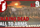#93 The Walking Dead Call to Arms – Unboxing & First Look Survivor Bundle