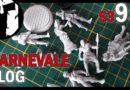 #95 – Carnevale Vlog – Zusammenbau The Guild und TableTop Talk
