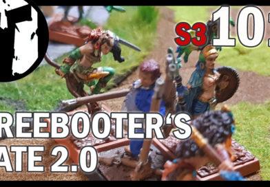 #101 – Freebooters Fate – Amazonen vs Imperiale Armada – Sichert das Schwarzpulver
