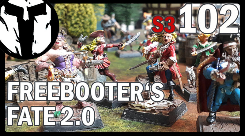 #102 – Freebooters Fate – Mannschaften – Piraten