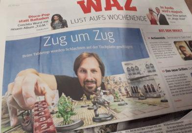 """Zug um Zug"" – Der TablePott in der WAZ"