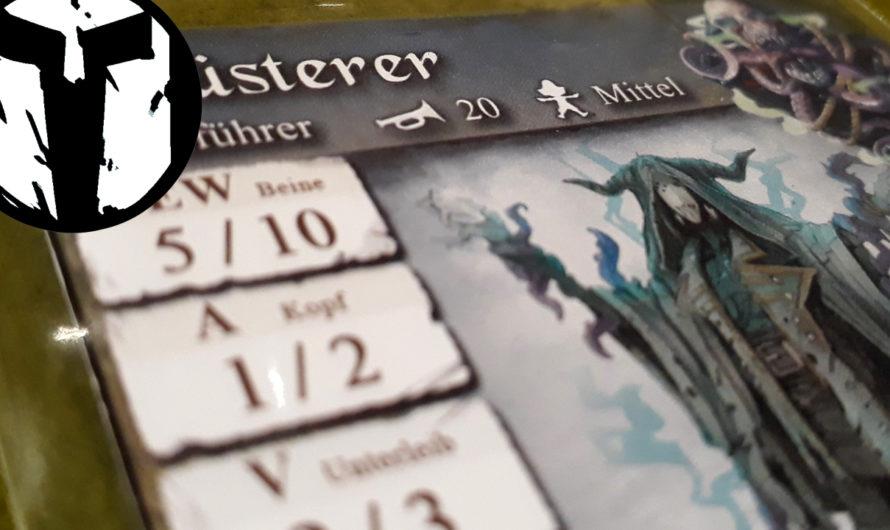 VLOG – Freebooters Fate Entwickler Treff, Schatten, Underworlds Turnier und Warcry Nighthaunt