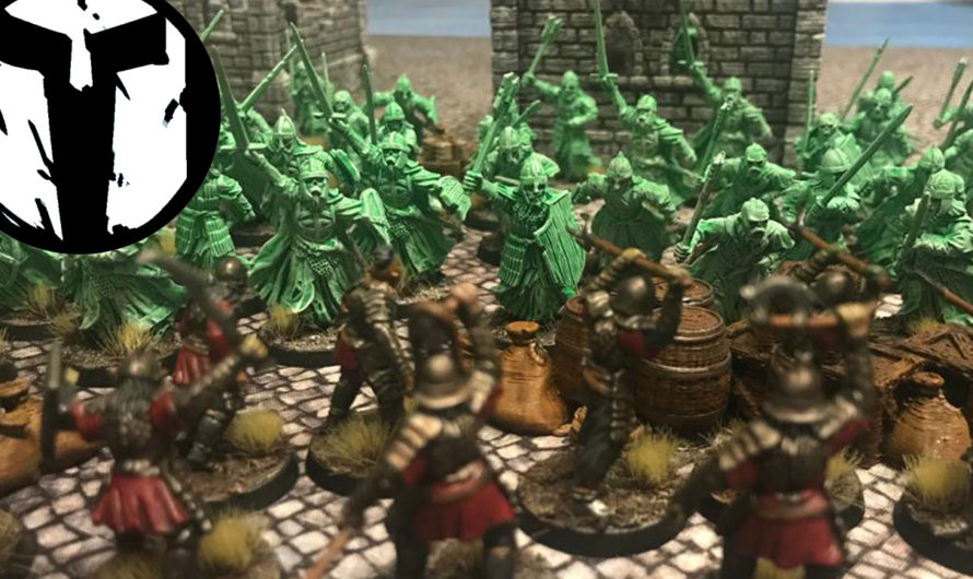 #123 – Herr der Ringe – Gondor at War Kampagne – Die Armee der Toten