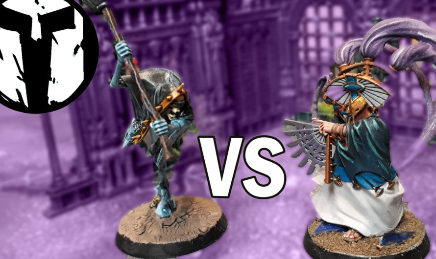 Warhammer Warcry Kampagne 2– Cypherlords vs Nighthaunt