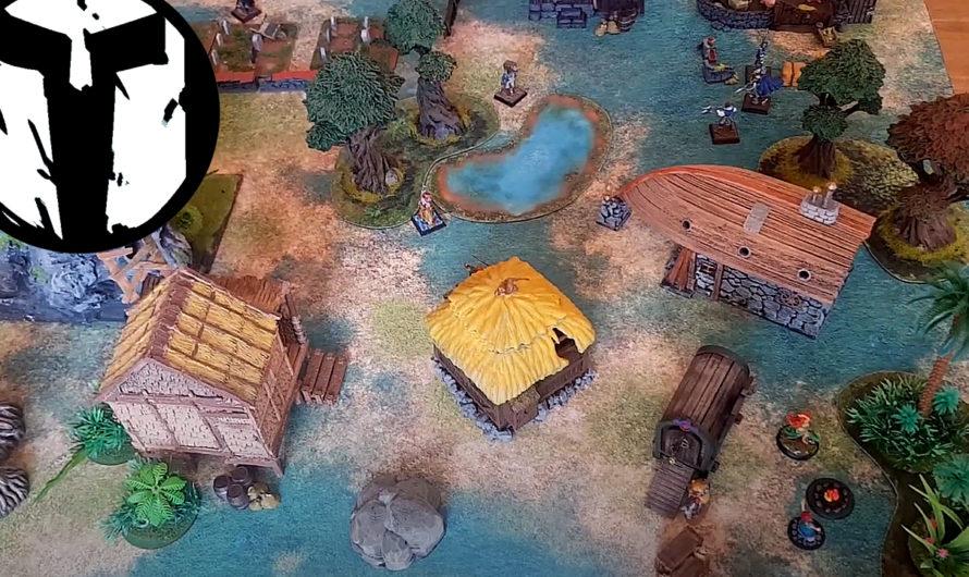 VLOG – Uwes Spielfeld Impressionen