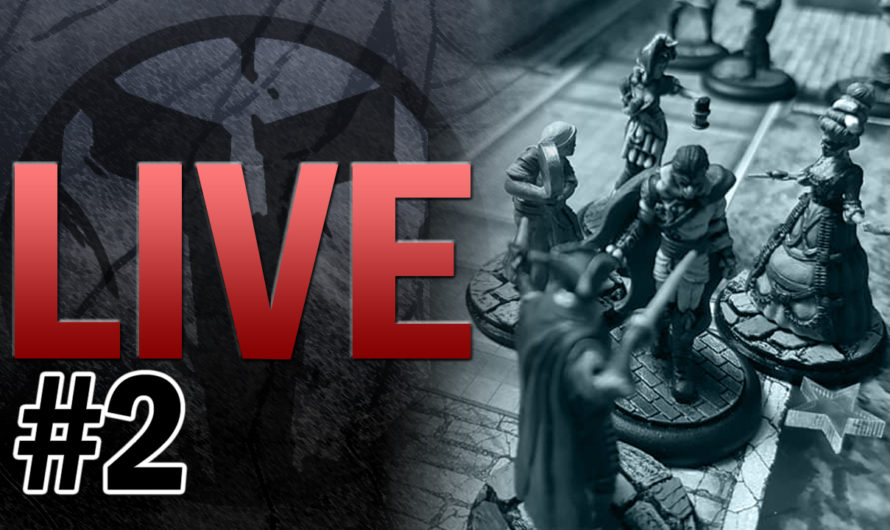 TablePott TV LIVE #2 – sysTHEMAtisch – Freebooter Miniatures, Carnevale, Burrows and Badgers