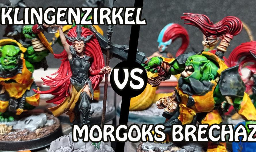 Warhammer Underworlds – MORGOKS BRECHAZ vs MORGWAETHS KLINGENZIRKEL – RELIC-Format