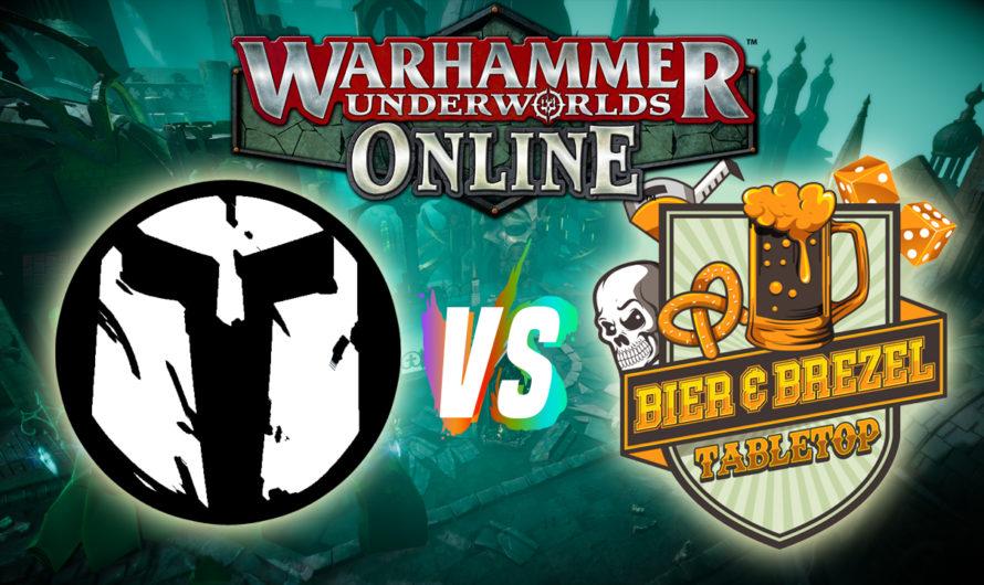 Warhammer Underworlds Online mit Tobi von Bier und Brezel Tabletop