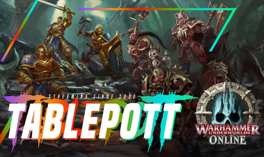 Warhammer Underworlds Online – Magores Unholde – Mirror Match :-(