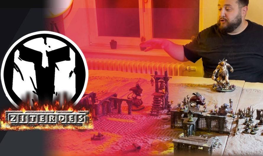 REVIEW – ZITERDES Modular Gaming Table